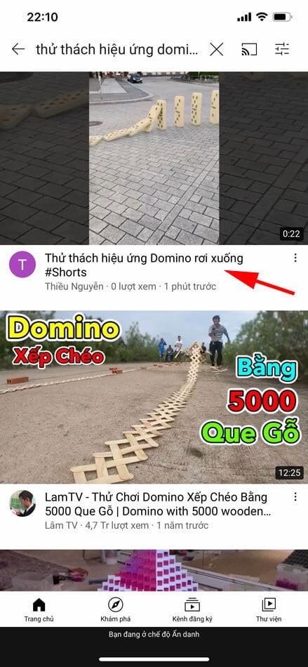 hoàn tất cách đăng video ngắn trên youtube