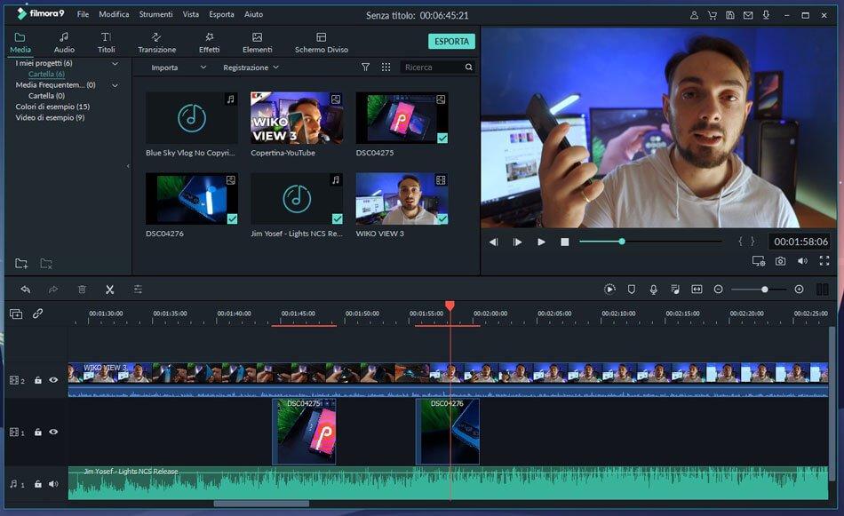 phần mềm quay video youtube filmora 9